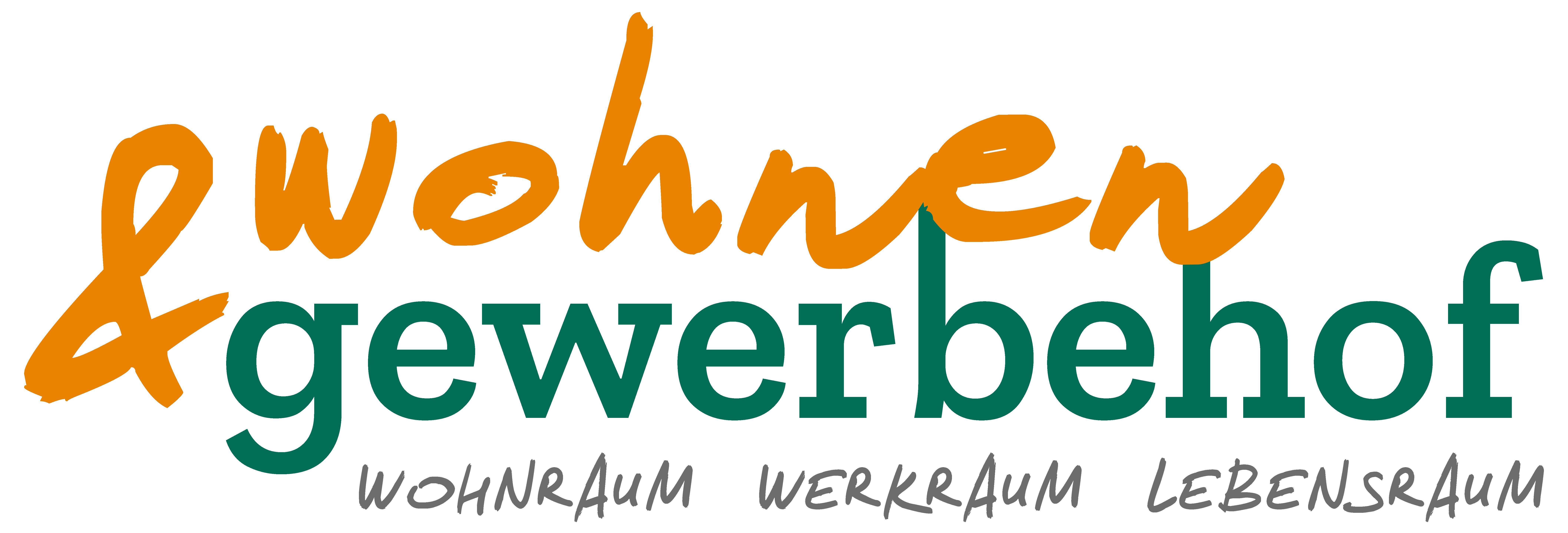 wohnen & gewerbehof Logo
